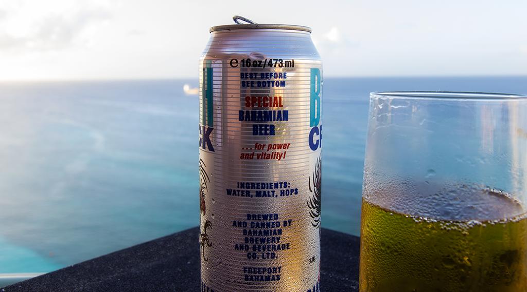 Bush Crack Bahamian Beer