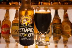 Coronado Brewing Stupid Stout