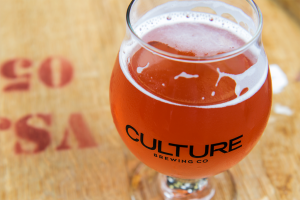 Culture Brewing Sour Grape