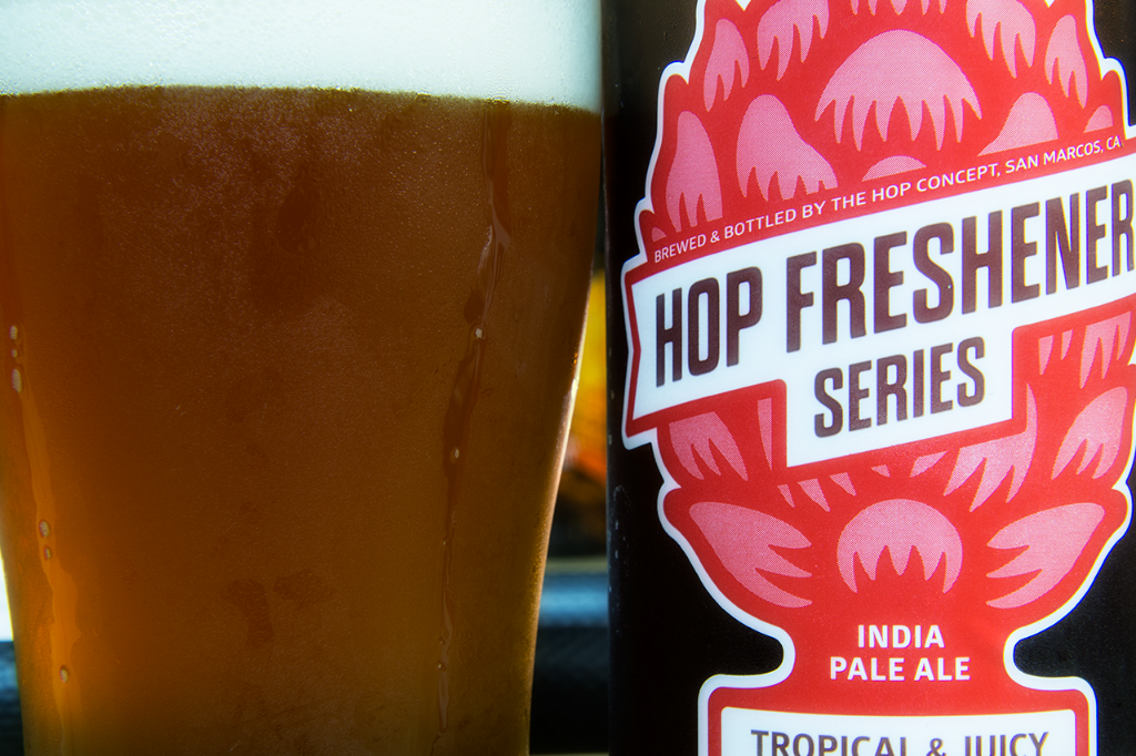 Hop Concept Tropical and Juicy