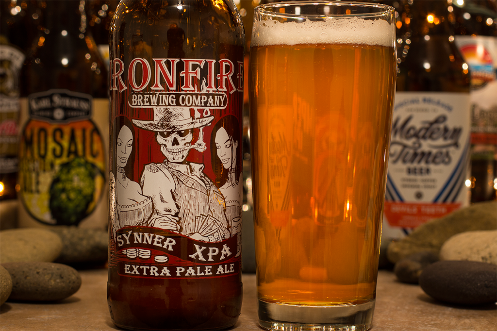 IronFire Brewing Synner XPA