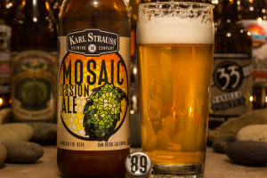 Karl Strauss Mosaic Session Ale