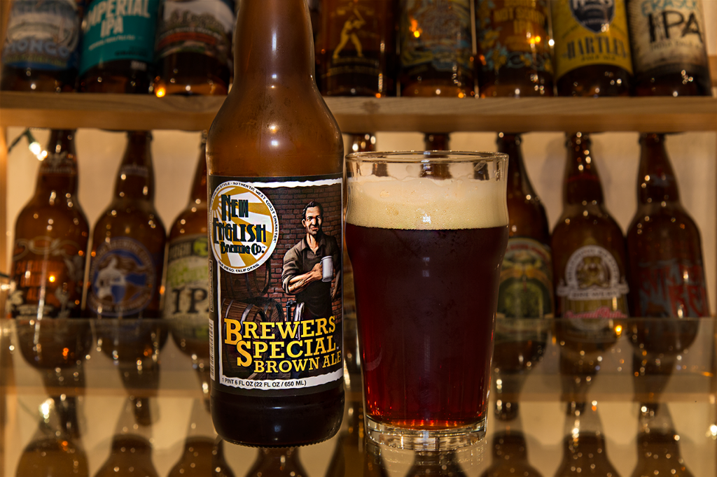 New English Brewing Special Brown Ale