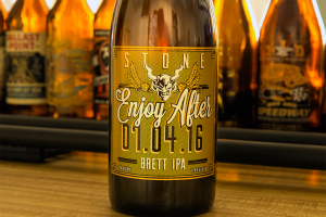Stone Brewing Enjoy After Brett IPA