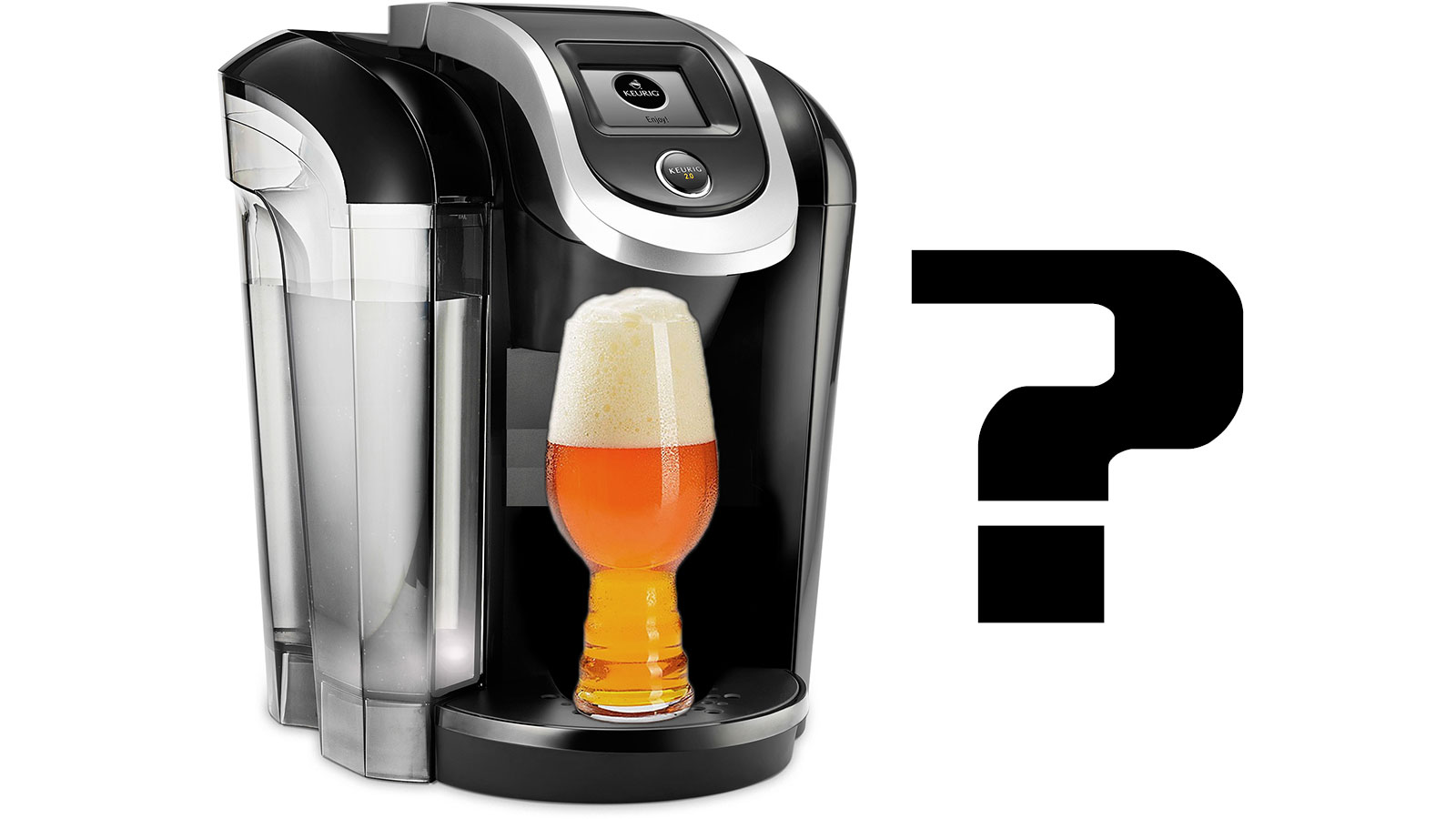 Ab Inbev Teaming Up With Keurig Green Mountain To Continue