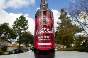 Beatitude Raspberry Tart Saison